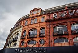 Debenhams Bournemouth