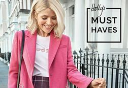 holly willoughby marks and spencer