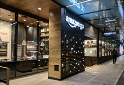 Amazon go shutterstock
