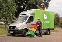 Ocado reported sales up 14.9%