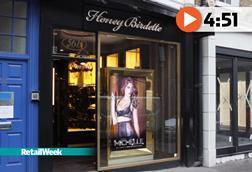 Honey Birdette Covent Garden store interview