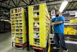 Amazon has unveiled its next generation distribution centres