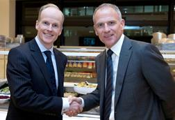 Tesco and Booker CEOs