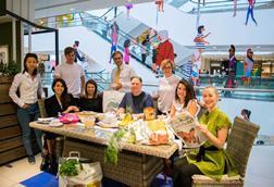 Participants in the JLab 2017 scheme