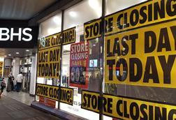 BHS could relaunch in the UK