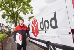 Delivery Driver DPD 4