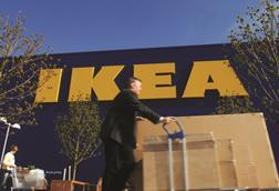 Ikea year of solid growth