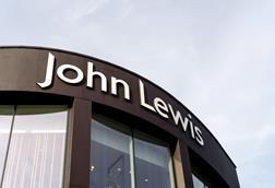 John Lewis fascia