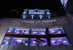 House of fraser china