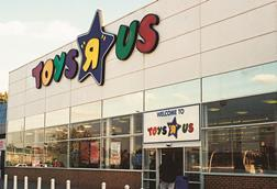 Toys R Us has had success with pop-up stores over the busy Christmas period