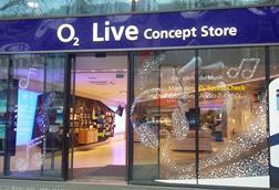 O2 Live Concept Store, Berlin