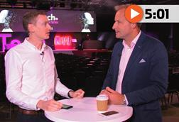 Tech Gavin Poole CEO Here East interview