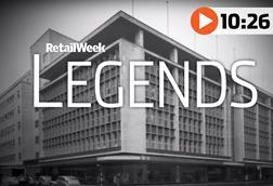 Retail Week Legends Lord Kalms part one