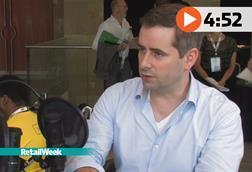 David Walmsley interview Buzz