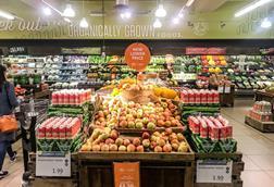 Whole Foods, High Street Kensington