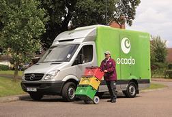 Ocado reported sales up 14.9%