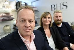 BHS has retained staff from its previous incarnation
