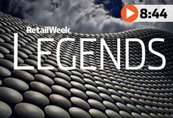 Retail Week Legends Lord Kalms part two