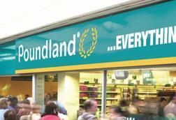 Poundland owner Steinhoff hopes to restructure