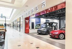 Tesla Store AEZ