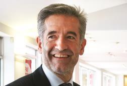 DFS chief executive Ian Filby