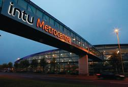 Metrocentre owner Intu has teamed up with start-ups to try out new retail technology