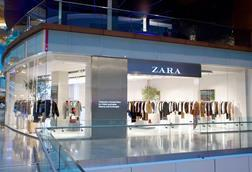Zara stratford pop up store