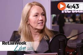 Karen Hubbard Card Factory interview Live