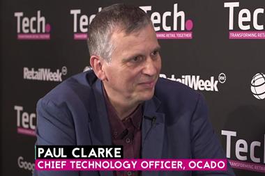 Paul Clarke Tech video day two