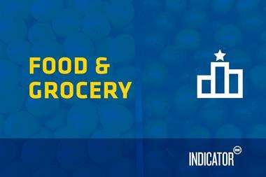 retail week indicator food and grocery sector