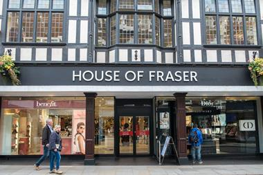 House of Fraser, Shrewsbury