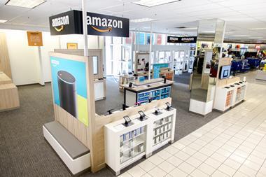 Amazon kohls