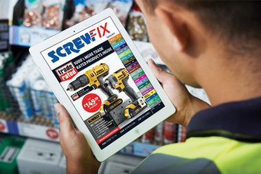Screwfix ipad