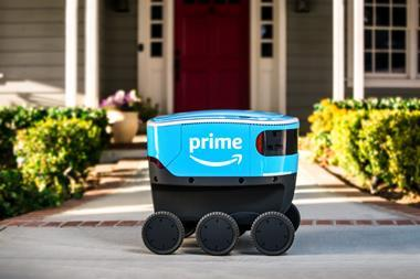 Amazon unveil new delivery service 'Scout'