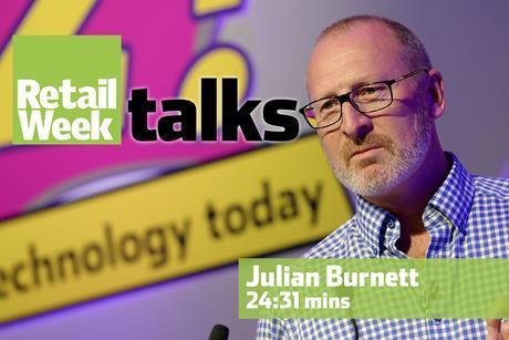 Julian Burnett Retail Week Talks