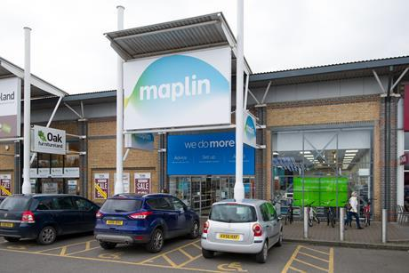 Maplin 2017, Cambridge