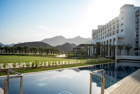 InterContinental Fujairah Resort, UAE