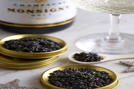 British caviar from Aldi