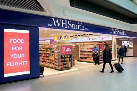 Wh smith gatwick south 2018