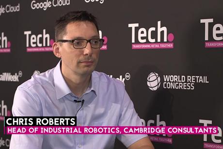 Chris Roberts Tech video day two