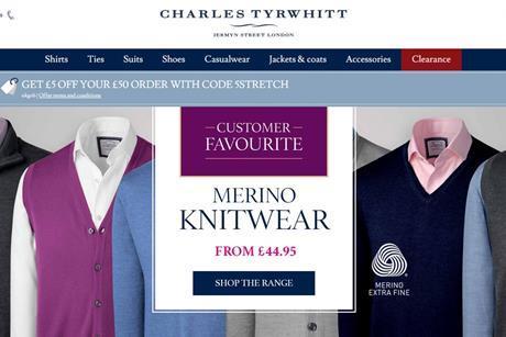 Charles tyrwhitt web