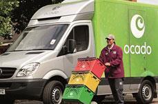 Ocado reported a rise in third-quarter sales