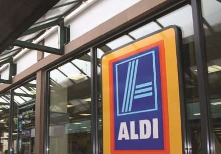 Aldi was the best performing grocer in the latest Kantar data