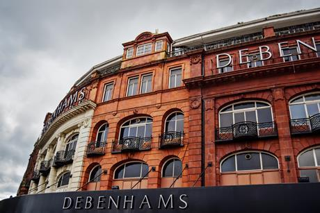 Debenhams Bournemouth