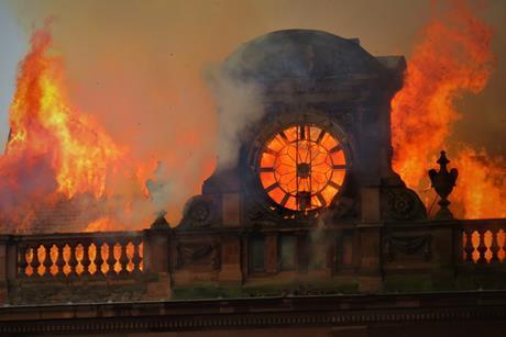 Primark Belfast fire 2
