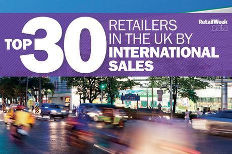 30 uk retailers overseas