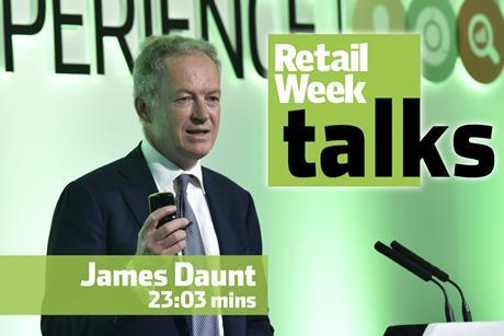 James Daunt Retail Week Talks