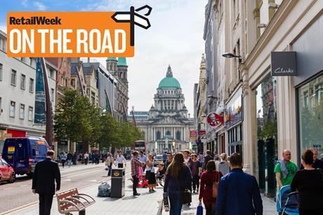 Belfast royal avenue