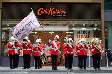 cath kidston's marching band