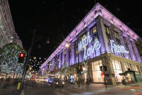 Selfridges, Christmas 2017